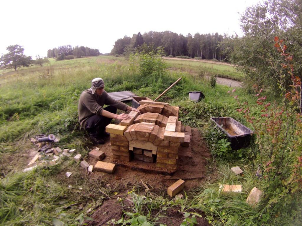Cepļa būvniecība